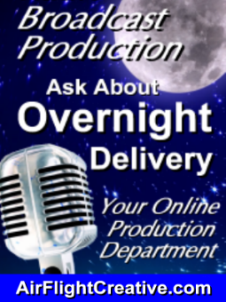 AirFlight Creative (Your On Line Radio Production Company)